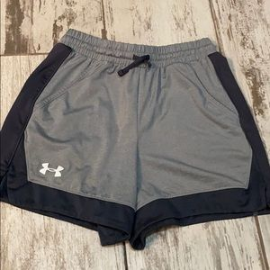 Youth Med Under Armour Shorts